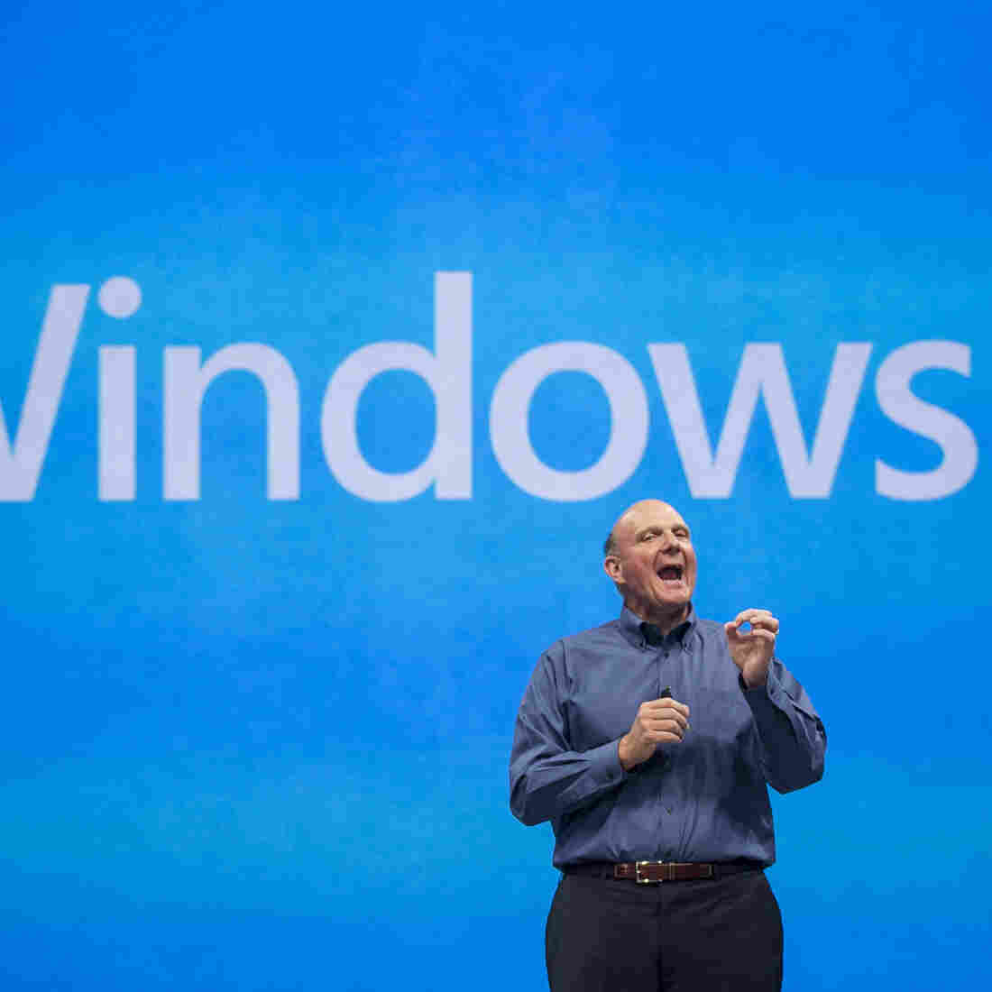 A First As A Public Company, Microsoft Reports Quarterly Loss