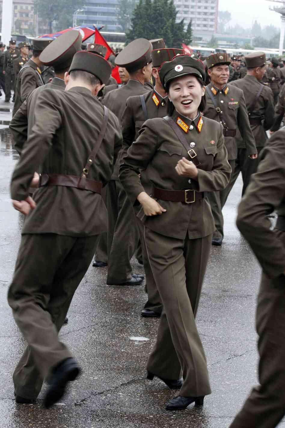 Remarkable, North korea kim jong un women