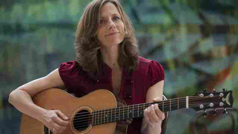 Tracy Grammer On World Cafe