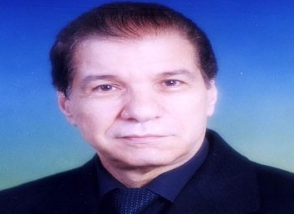 Lt. Gen. Hisham Ikhtyar