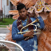 Christian Scott's new record, Christian aTunde Adjuah, comes out July 31.