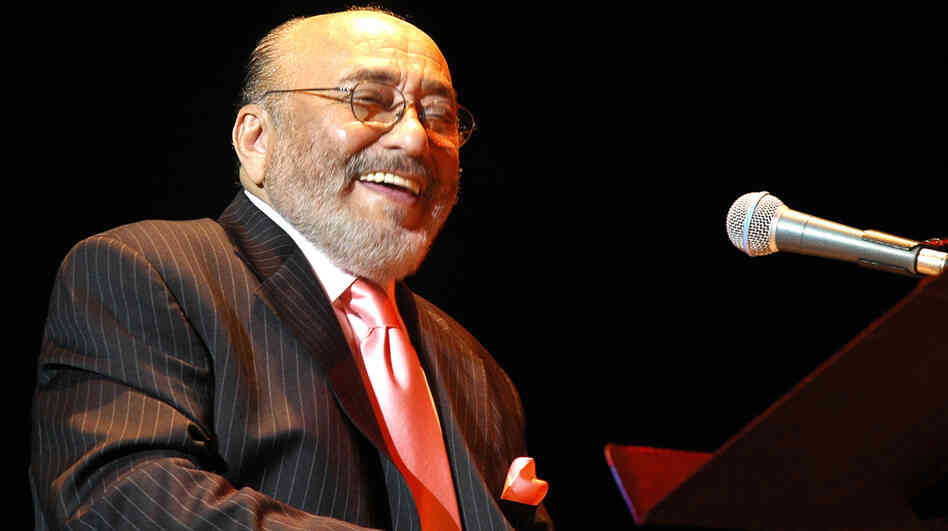 Eddie Palmieri was named a 2013 NEA Jazz Master this week.