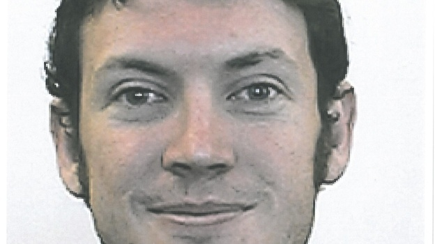 A photo of James Holmes released by the University of Colorado Denver. (University of Colorado Denver)