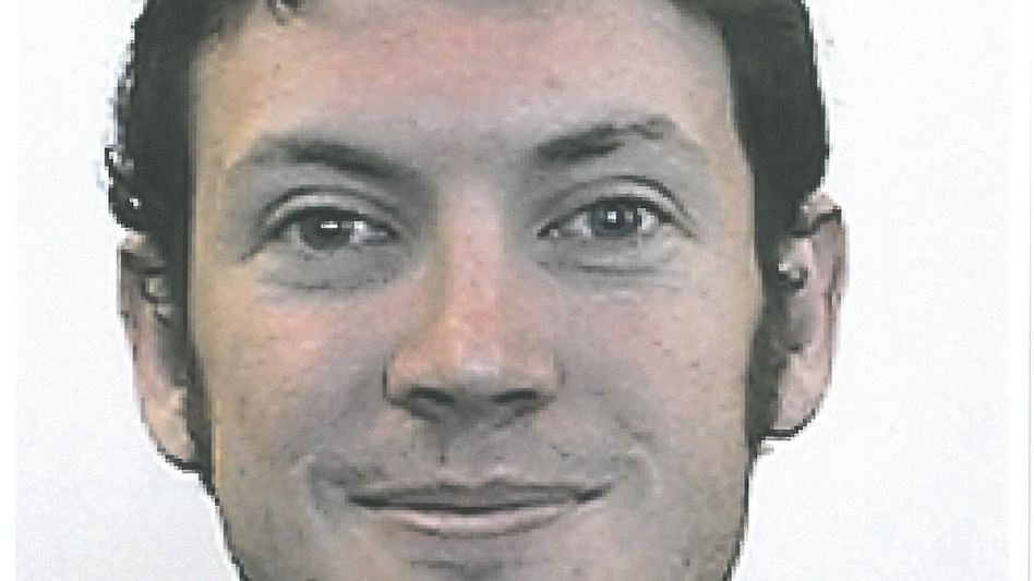The photo of James Holmes released by the University of Colorado Denver. (University of Colorado Denver)