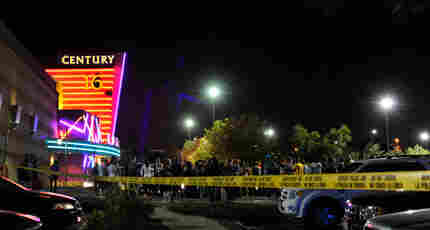 """Calls to police started coming in at about 12:30 a.m. from a theater in Aurora, Colo., showing """"The Dark Knight Rises."""""""