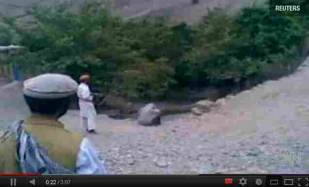 The video of a woman's public execution by the Taliban in Afghanistan circulated on the Internet early this month.