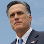Mitt Romney speaks at a campaign event in Bow, N.H., Friday. The campaigns have released their monthly financial reports, with Romney showing an advantage over President Obama.