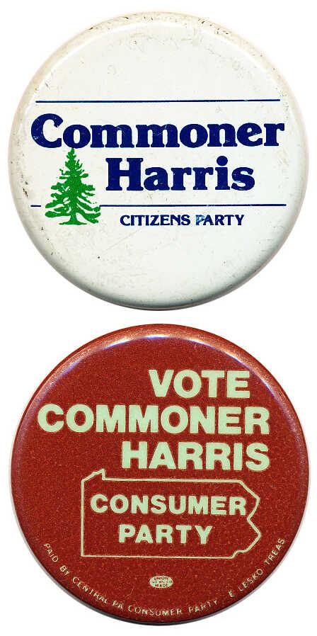 Commoner Harris