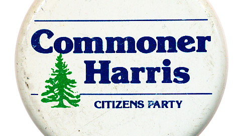 Commoner Harris