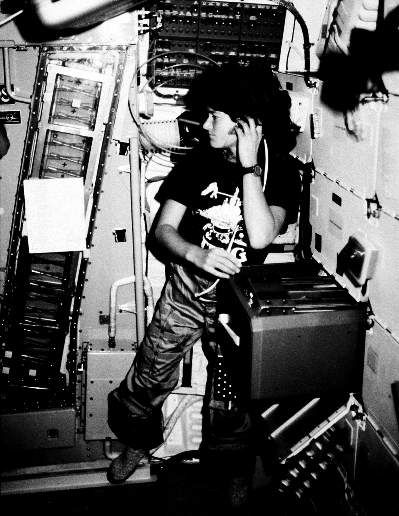 Sally Ride, First American Woman In Space, Is Dead : The ...