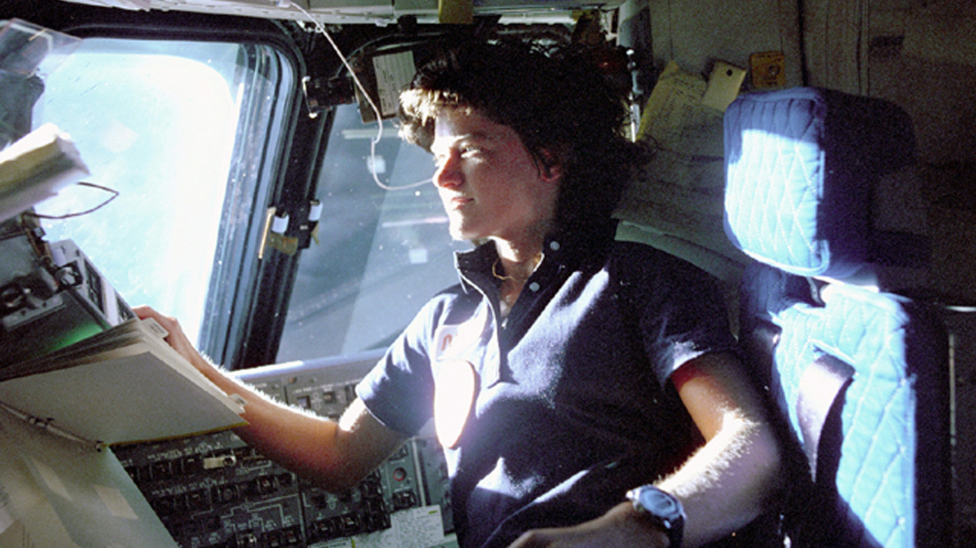 Sally Ride  First American Woman In Space  Is Dead   The