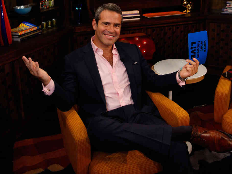 Andy Cohen on the