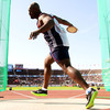 Britain's Abdul Buhari competes in the discus at the European Athletics Championships last month. With the Olympics coinciding with Ramadan, Buhari and many other Muslim athletes are postponing their fasting until after their events.