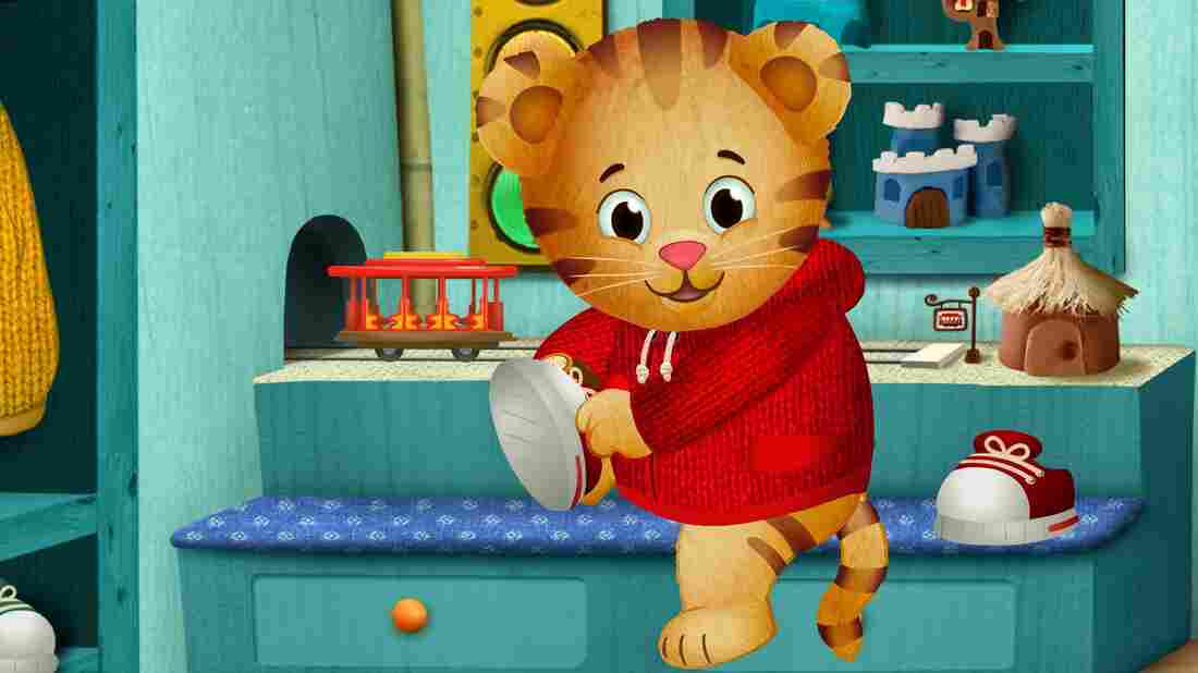 Daniel Tiger of Daniel Tiger's Neighborhood, coming soon to PBS.