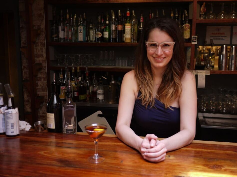 Alexandra Bookless, head bartender at The Passenger, suggests starting off with Fernet in a cocktail like the Hanky Panky.