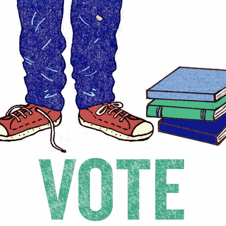 Best-Ever Teen Novels? Vote For Your Favorites