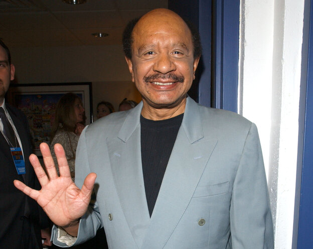 Sherman Hemsley, known for his role a