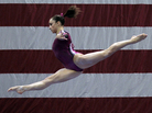 Know who this gymnast is? You will soon. Seventeen-year-old Jordyn Wieber will compete for the U.S. women's gymnastics team in the 2012 London Olympics.