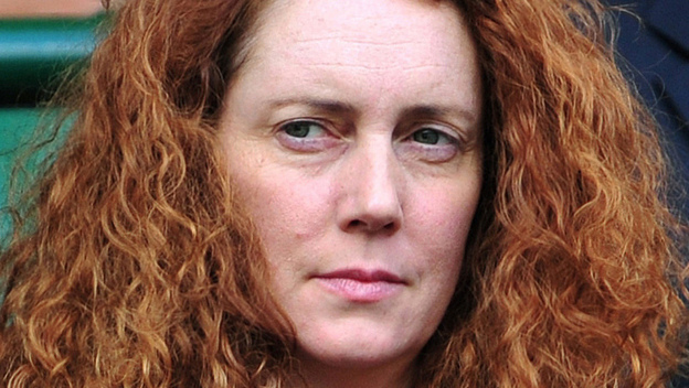 Rebekah Brooks, who has now been charged in the phone hacking scandal. (AFP/Getty Images)