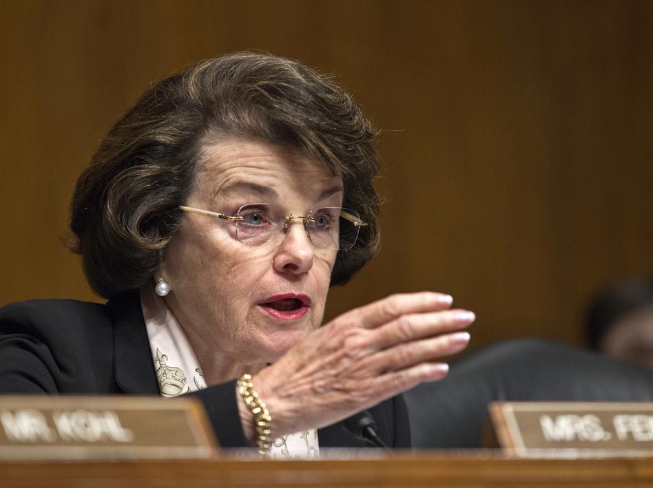 Sen. Dianne Feinstein. (AP)