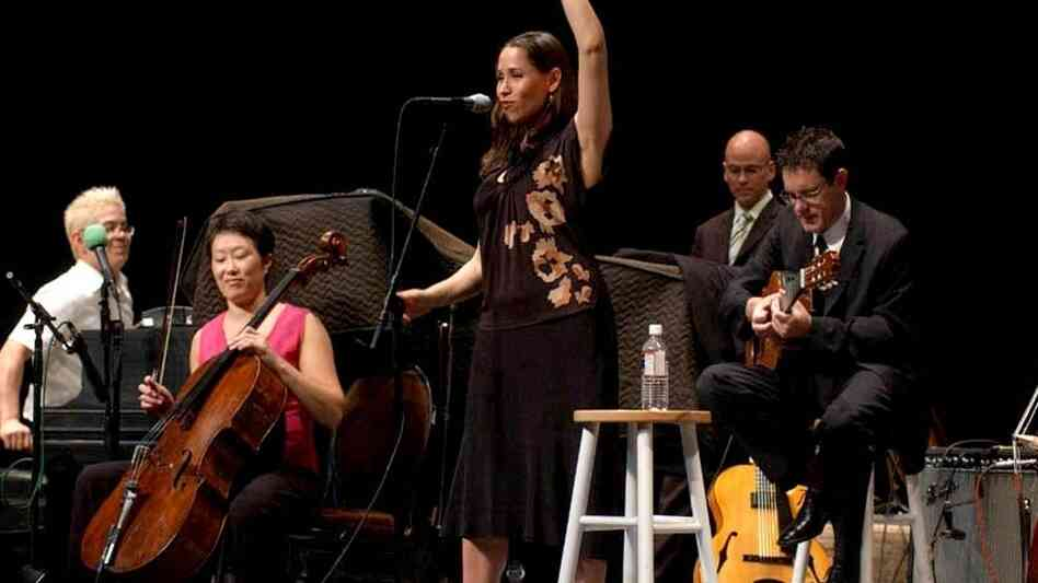 Pink Martini performs on Mountain Stage.