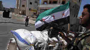 In Syria's North, A Shadow State Emerges