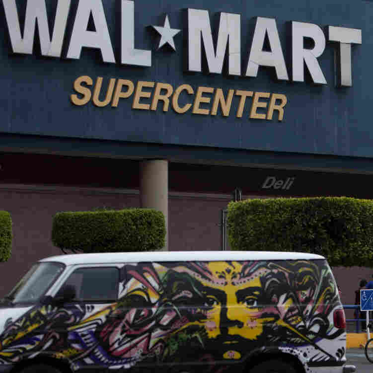 Wal-Mart Urgest Retailers To Reject $6 Billion Settlement With Visa, MasterCard