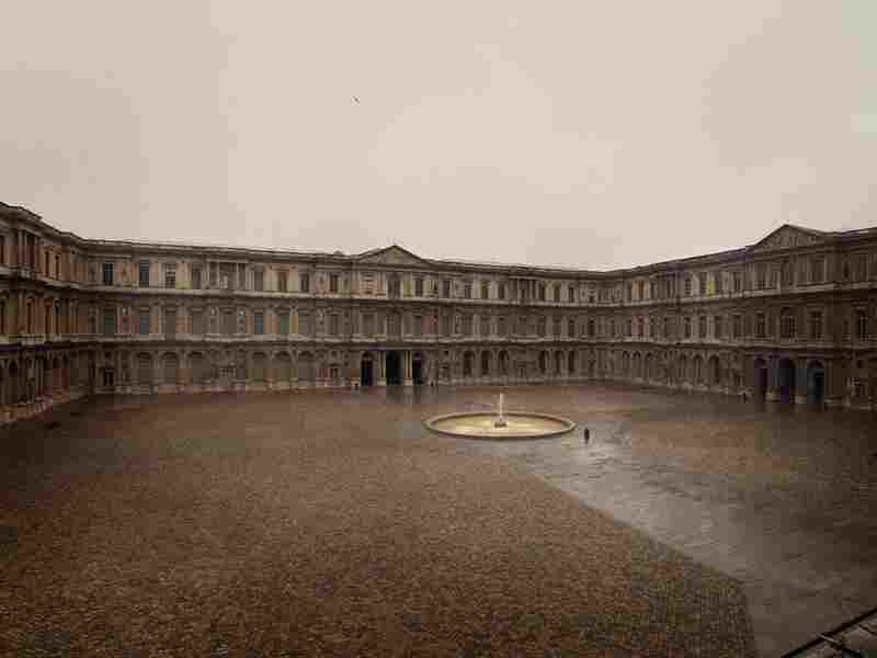 The Louvre, Paris, 2010