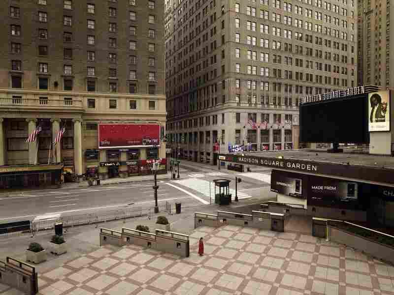 Madison Square, New York City, 2009