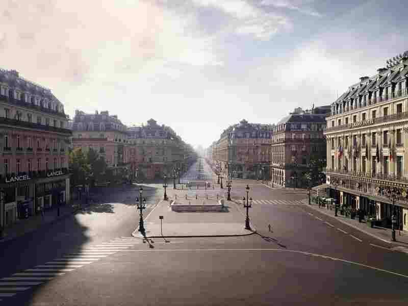 Place de l'Opera, Paris, 2009