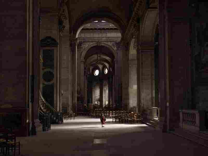 Paris church, 2009