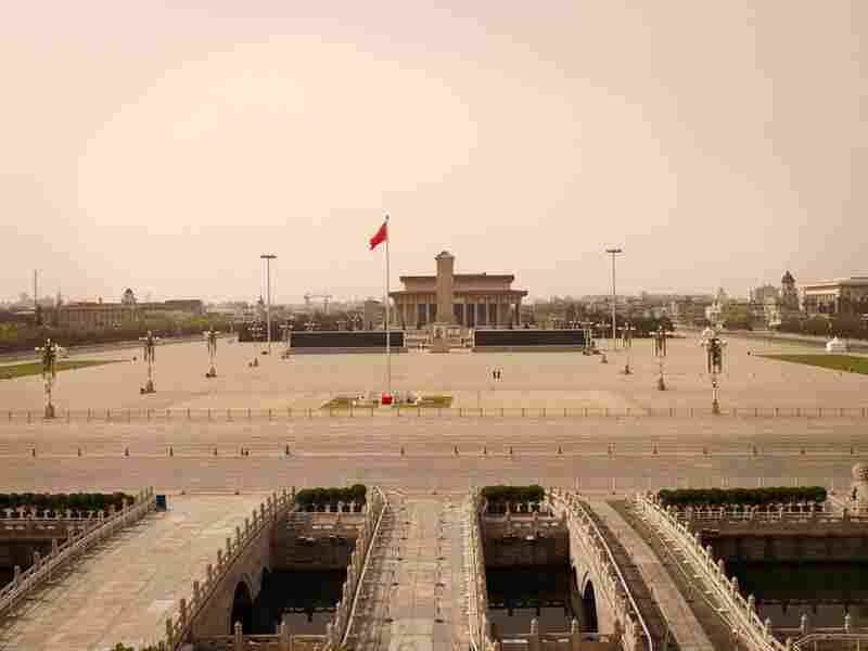 Tiananmen Square, China, 2010