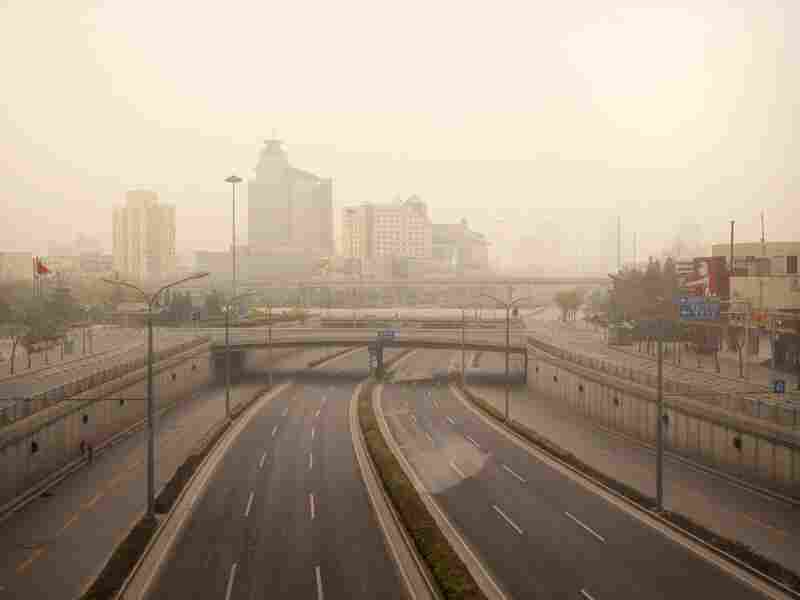 Xizhimen Ring Road, China, 2010