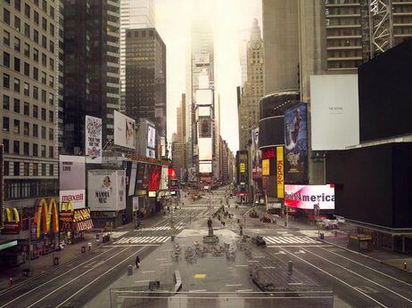 Times Square, New York City, 2010