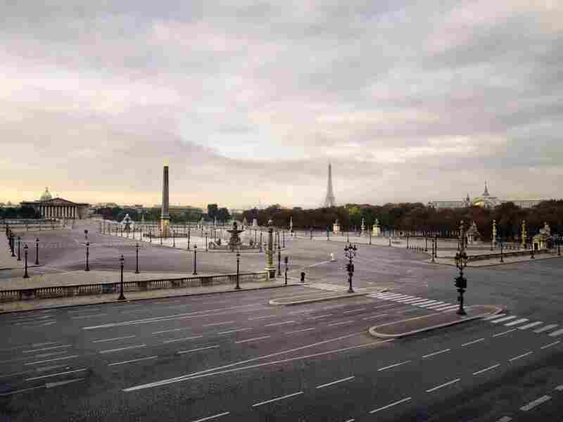 Place de la Concorde, Paris, 2008
