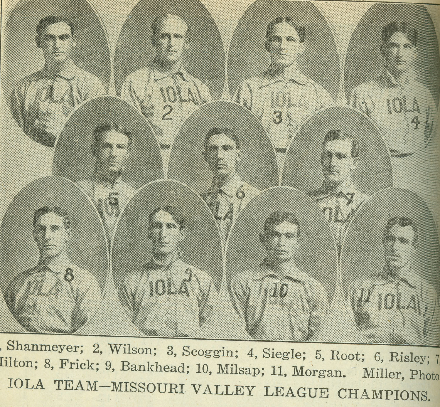 "According to Hagerty, Kansas' Iola Gasbags (1902, 1904) adopted their name after becoming widely known as braggers: ""They traveled to these other cities, and they'd be bragging that they were the champion, so people started giving them the nickname Gasbags. And they said, 'You know what? Yeah, we are. We're the Gasbags.' """