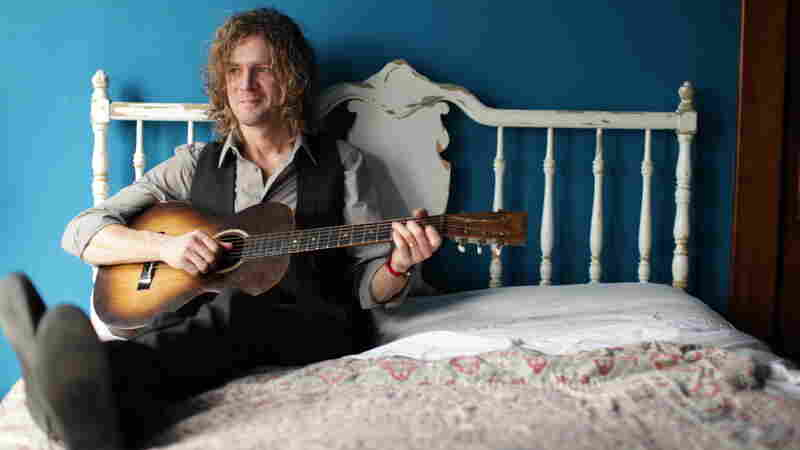 Brendan Benson On World Cafe