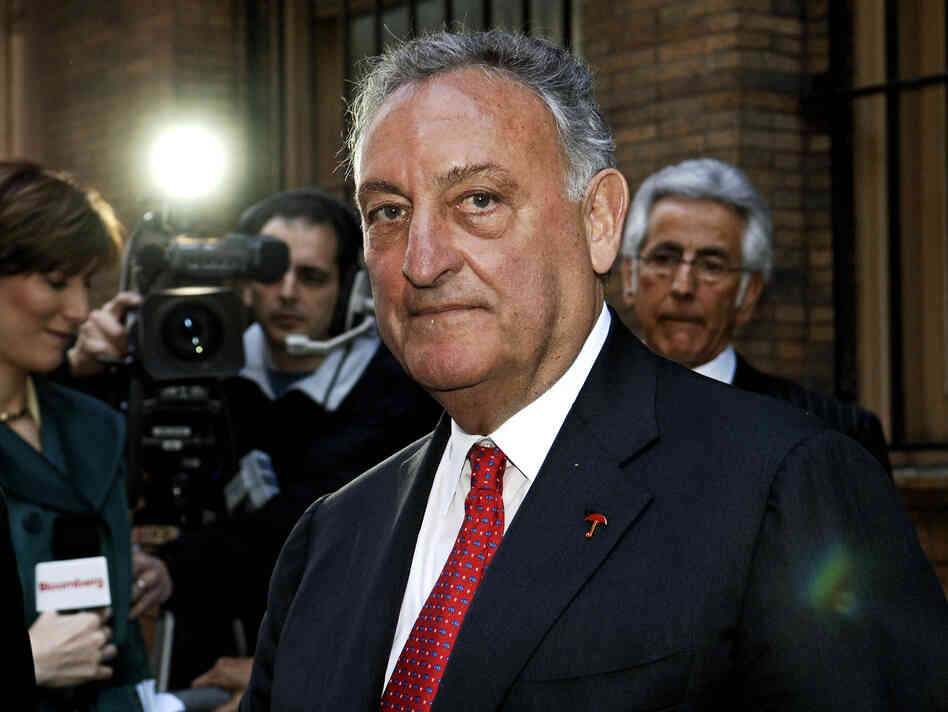 Sandy Weill, former chairman of Citigroup, in 2006.
