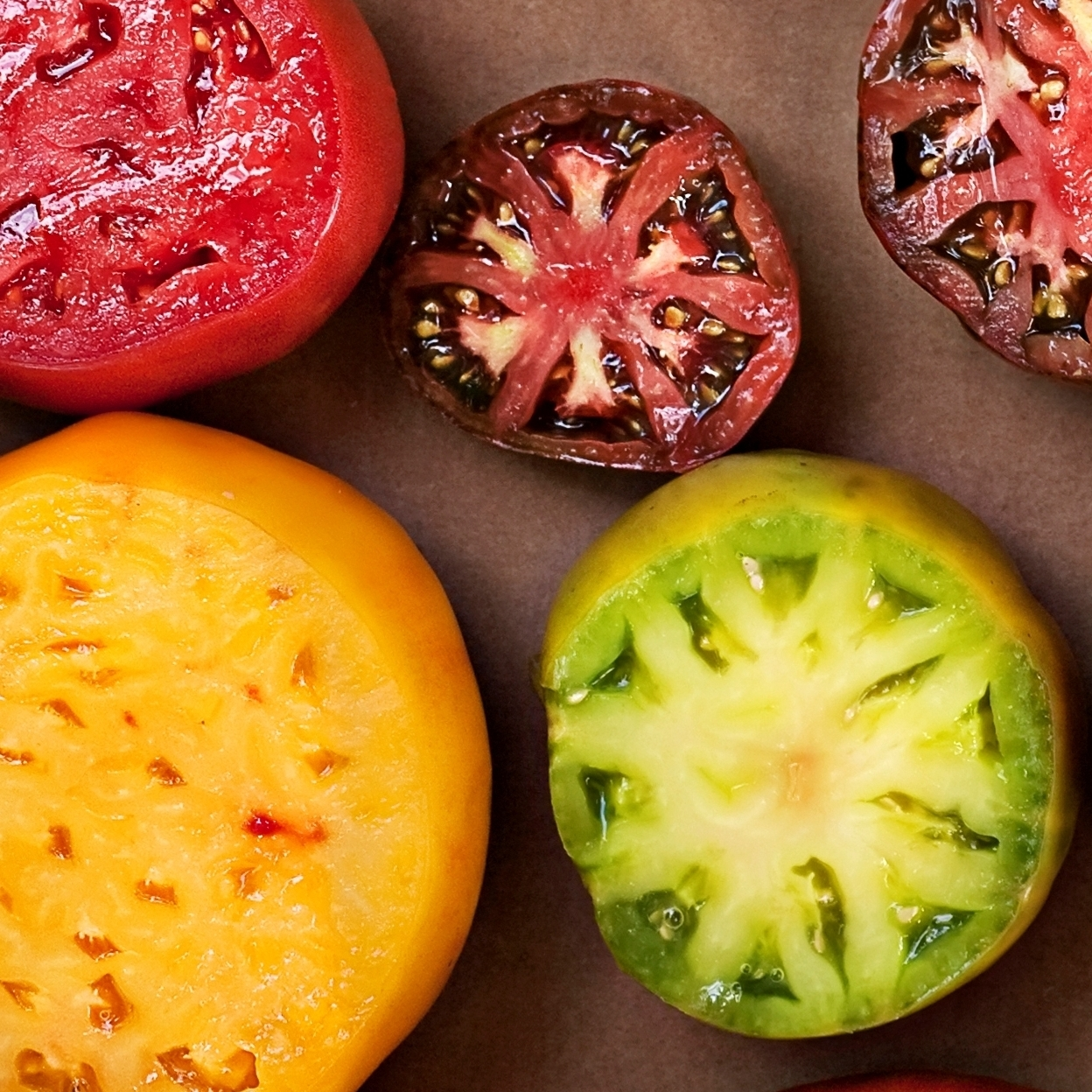You won 39 t throw tomatoes at these recipes ncpr news for Tomato terrine