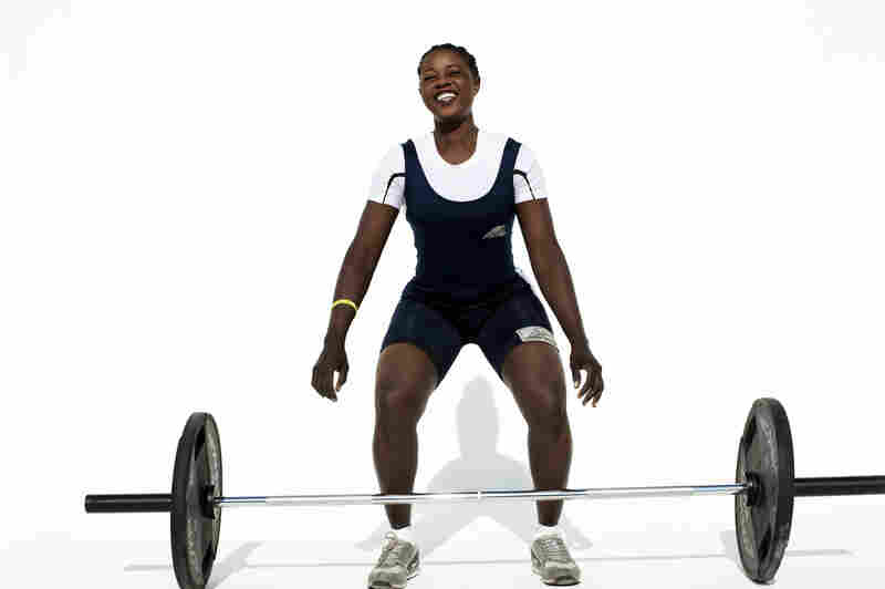 Ali'a Madani, weightlifting, Sudan