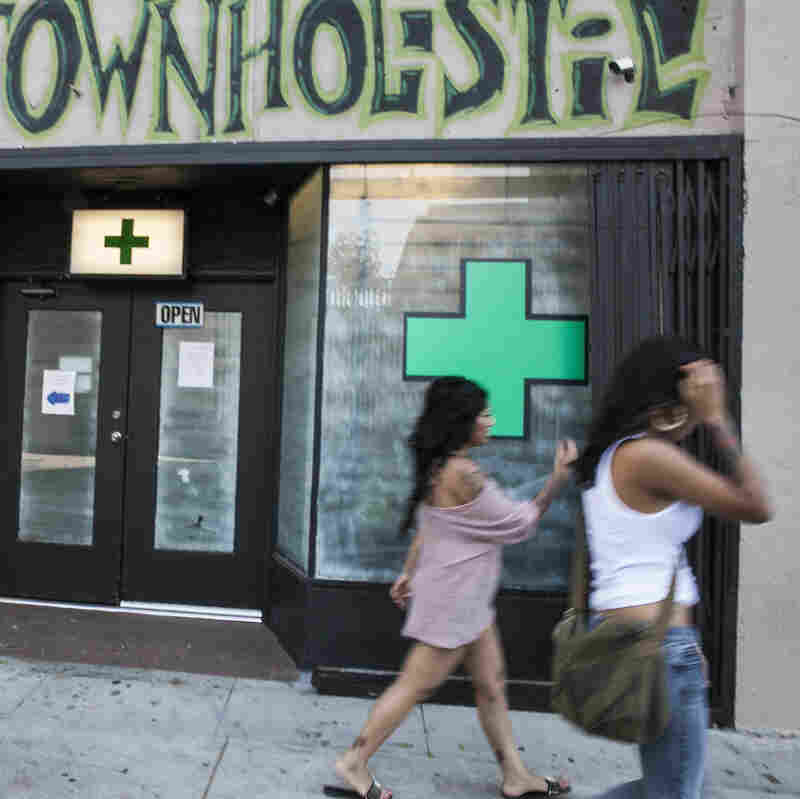 L.A. Council Bans Pot Shops After Regulation Struggle