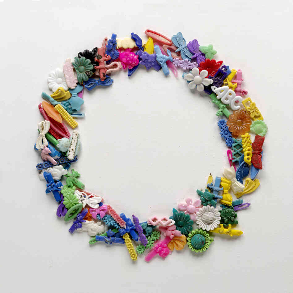Wreath - Hairclips