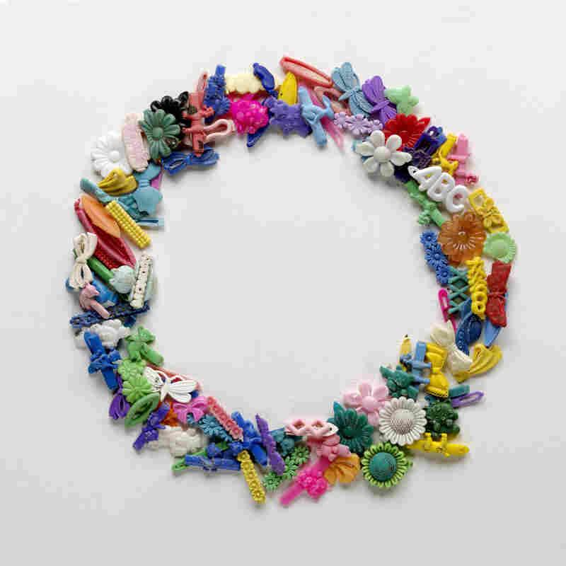 Wreath - Hairclips