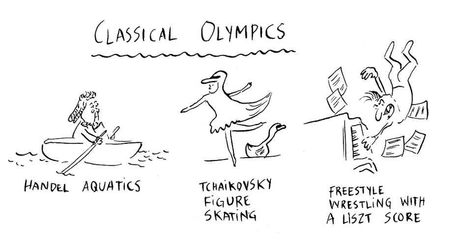 New categories at the 2012 Olympics.