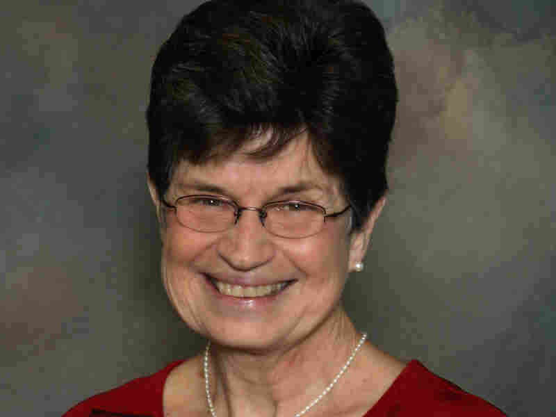 Sister Pat Farrell is the president of the Leadership Conference of Women Religious and the vice president of the Sisters of St. Francis in Dubuque, Iowa.
