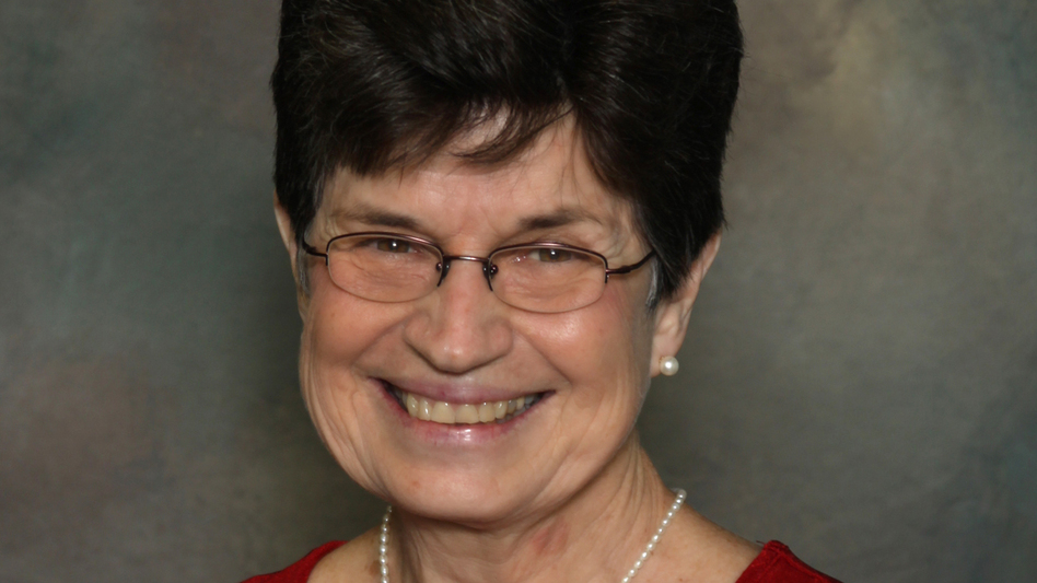 Sister Pat Farrell is the president of the Leadership Conference of Women Religious and the vice president of the Sisters of St. Francis in Dubuque, Iowa. (LCWR)