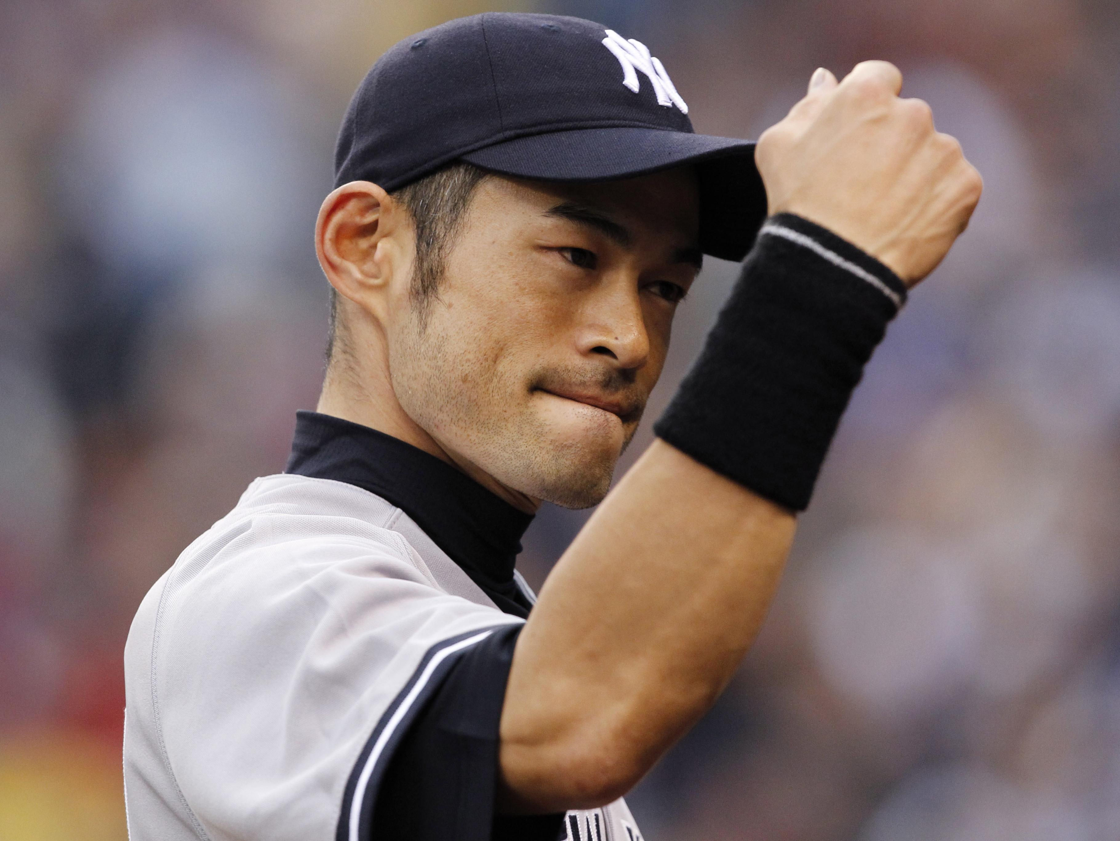 Thanks For The Mariners Memories: Ben Gibbard's 'Ichiro's ...