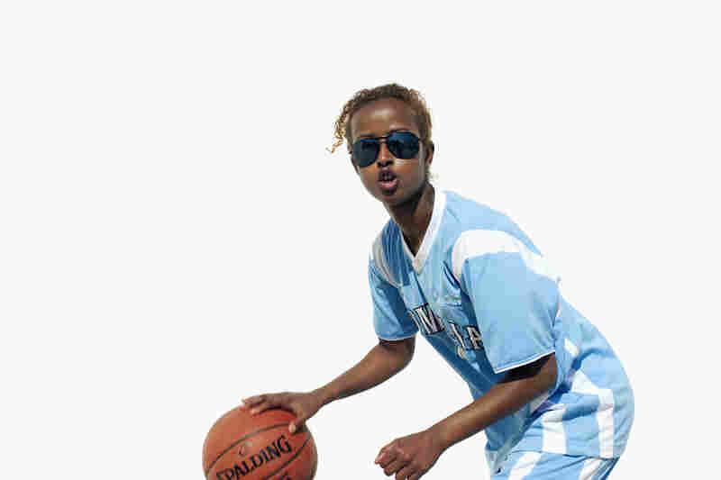 Miriam Hussein, basketball, Somalia