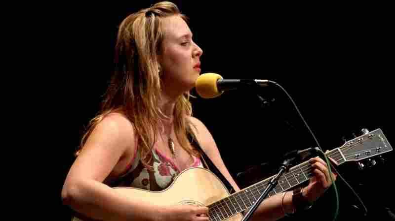 Sonya Kitchell On Mountain Stage
