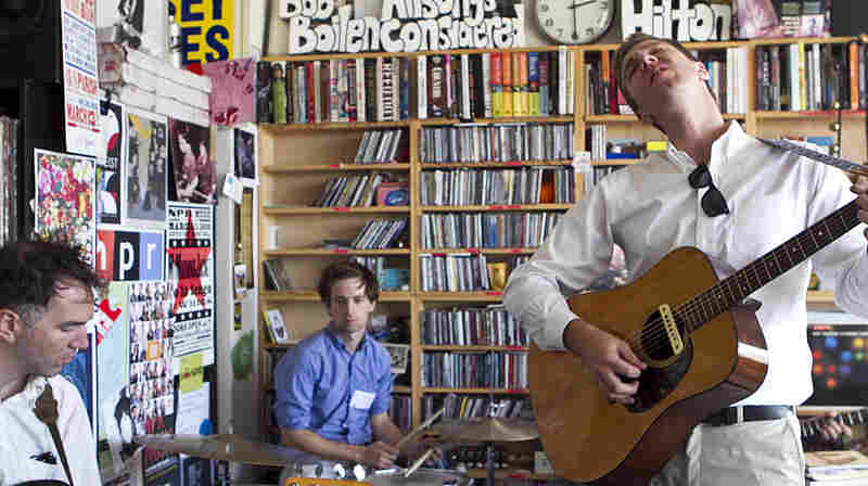 The Walkmen: Tiny Desk Concert